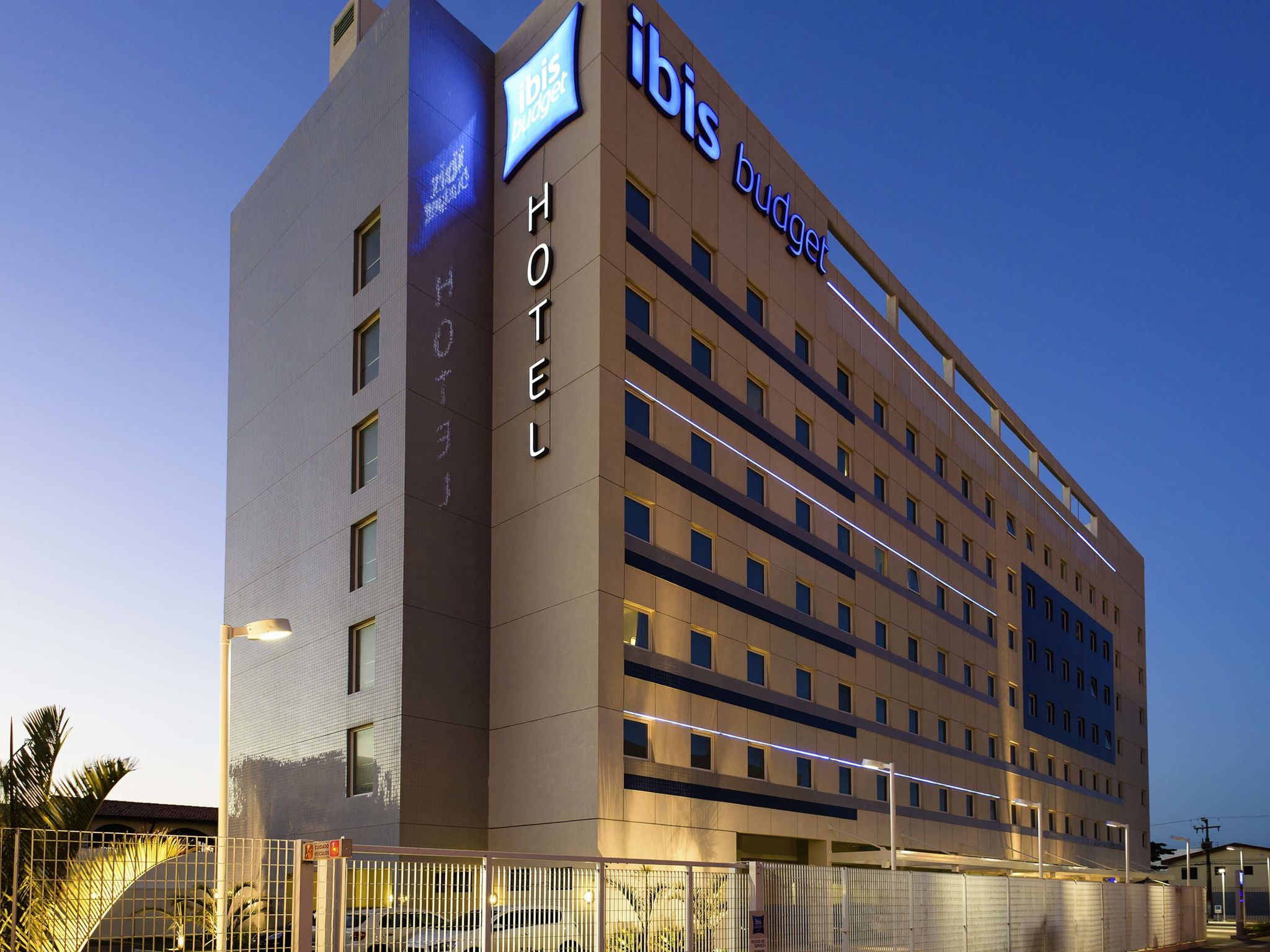 Hotell – ibis budget Aracaju