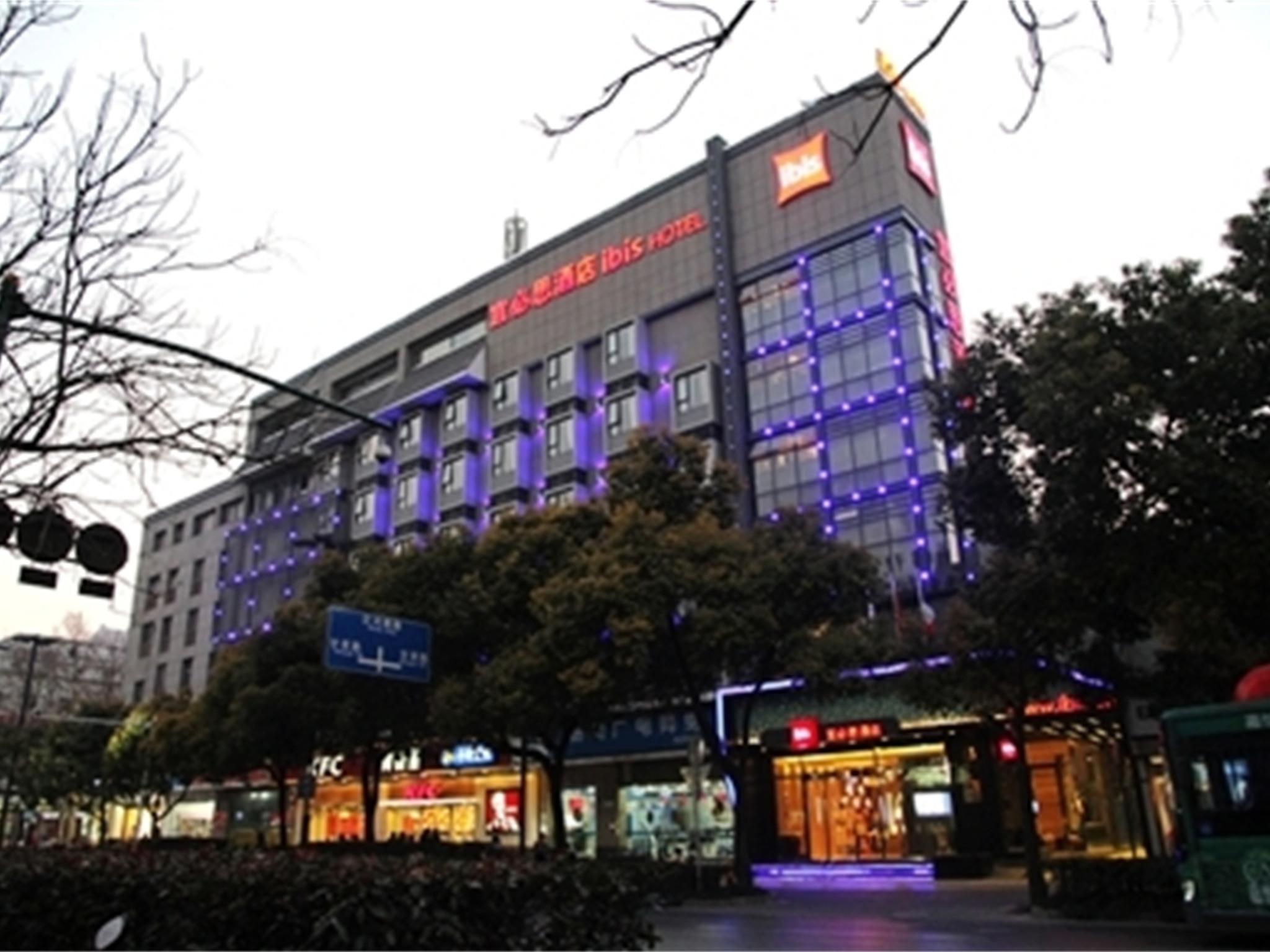 Отель — ibis Yangzhou Wen Chang Attic