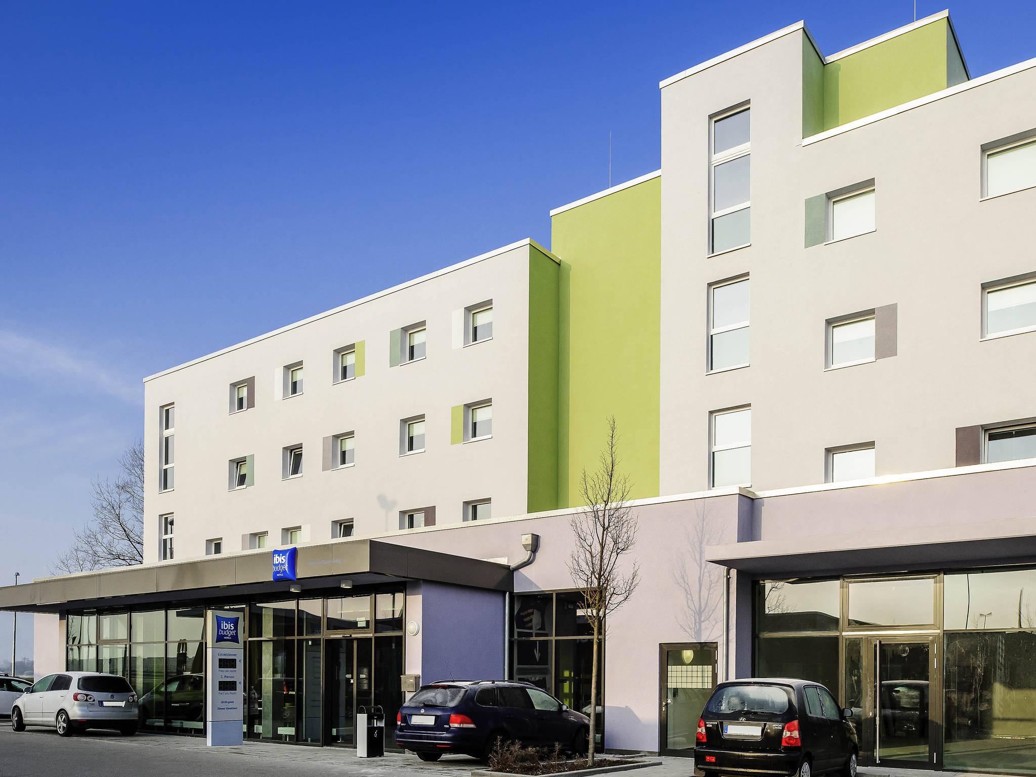Hotel – ibis budget Muenchen Airport Erding
