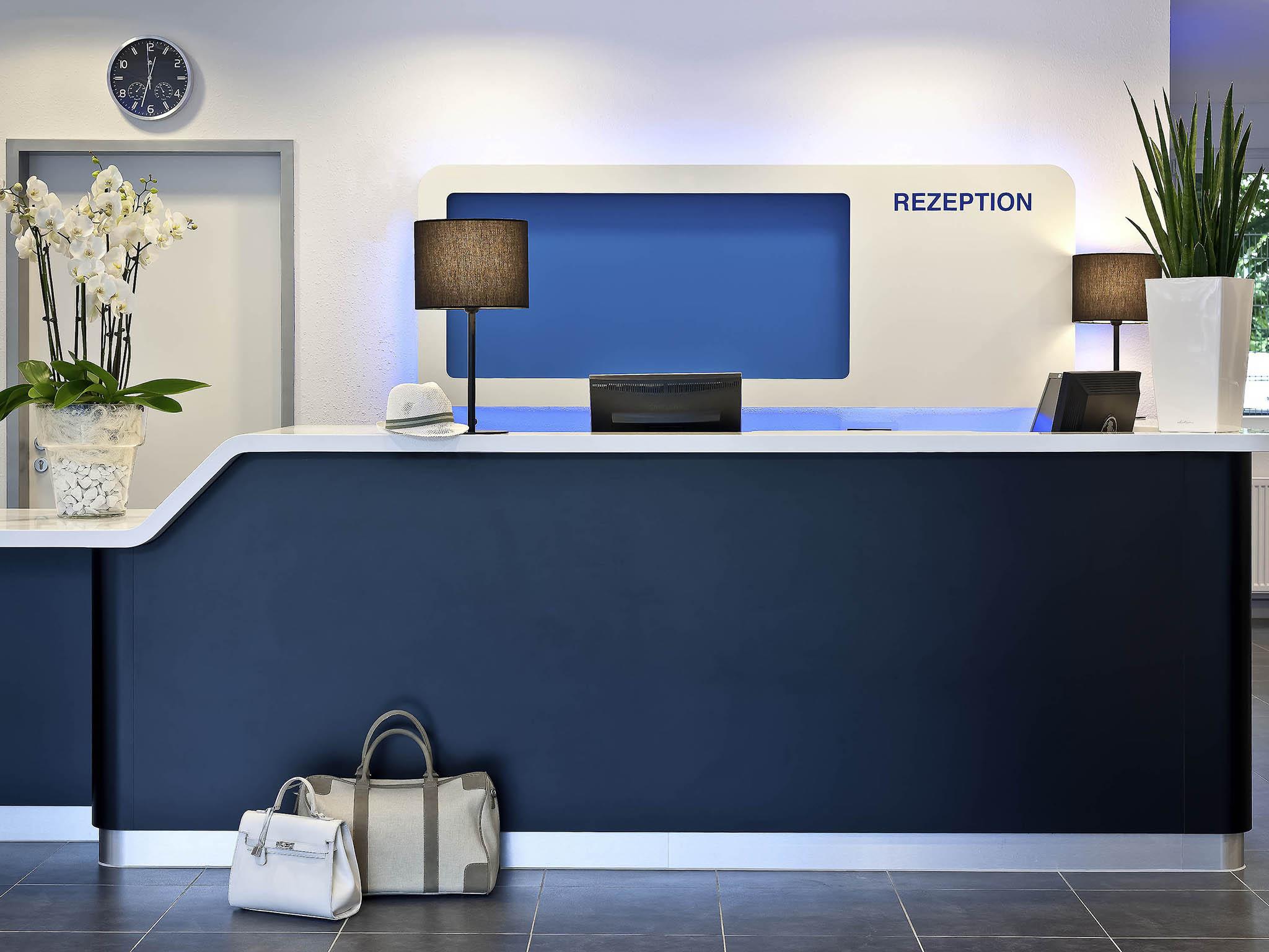 Hotel – ibis budget Belfort centre