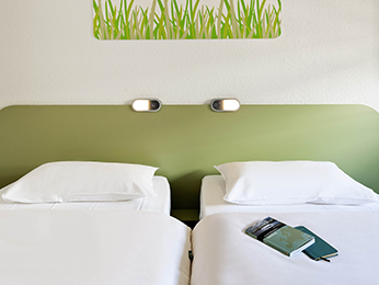 Rooms - ibis budget Belfort centre