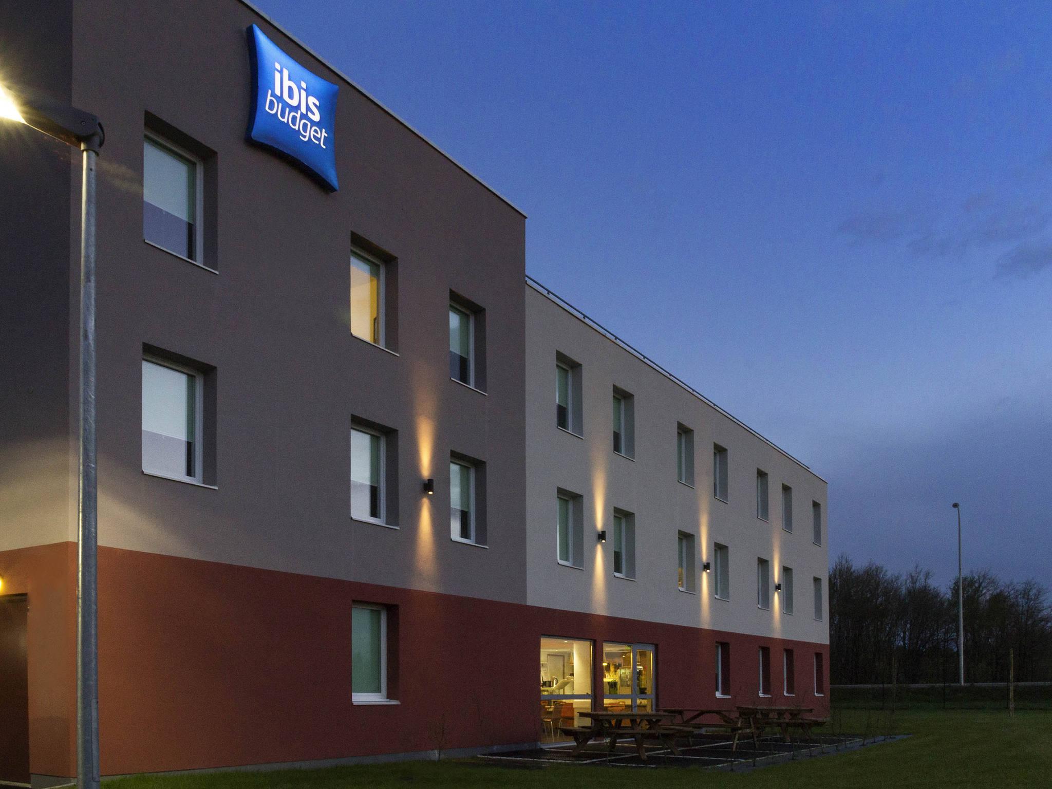 Отель — ibis budget Romorantin