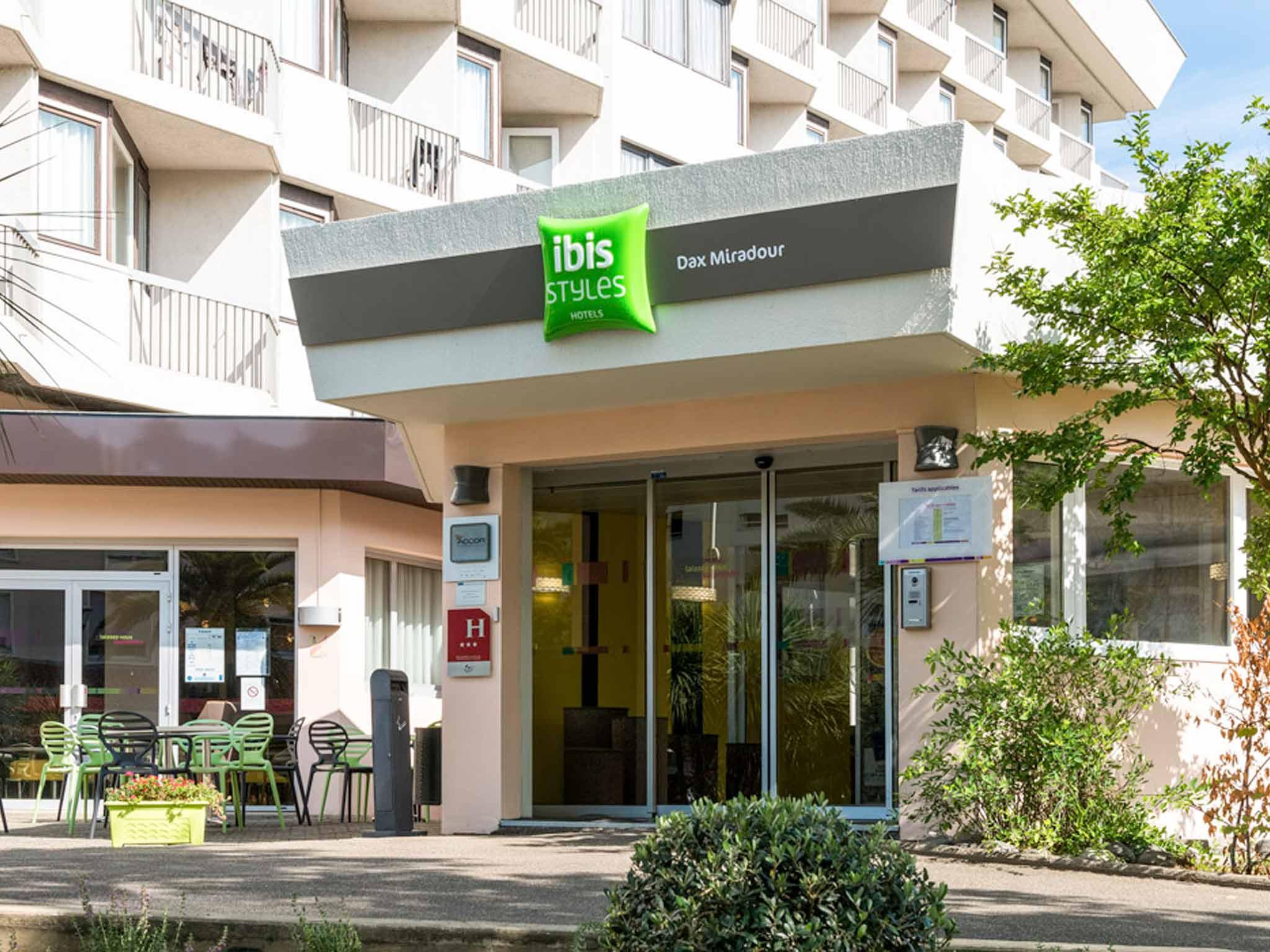 Hotel in DAX ibis Styles Dax Miradour