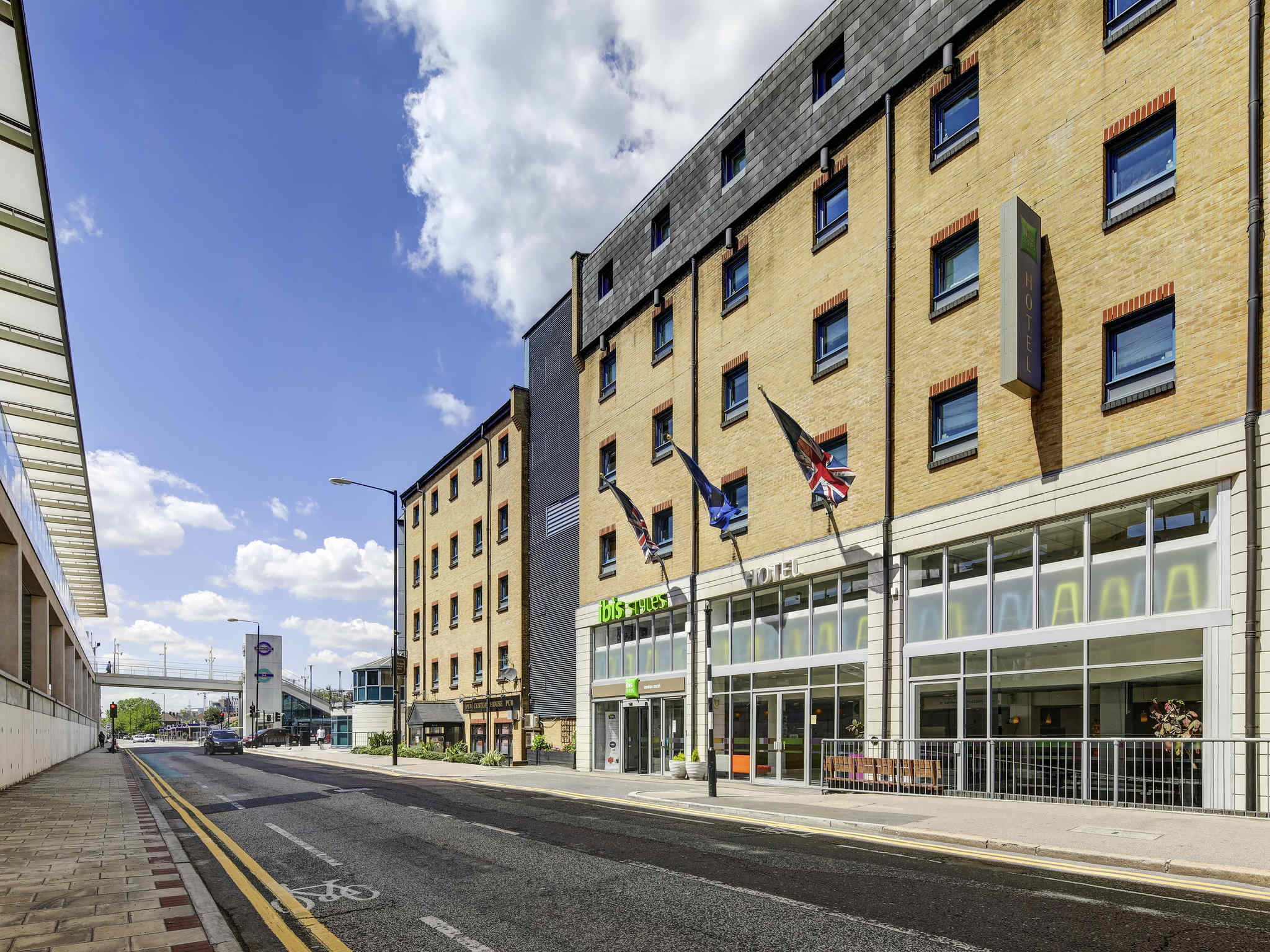 Ibis Styles Hotel London Excel
