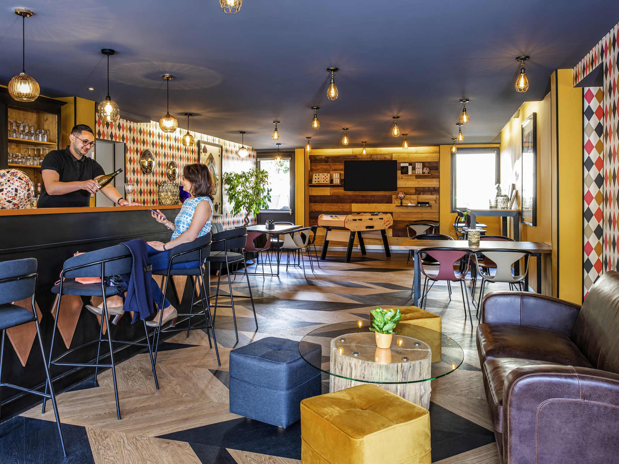 โรงแรม – ibis Styles Reims Centre Cathédrale