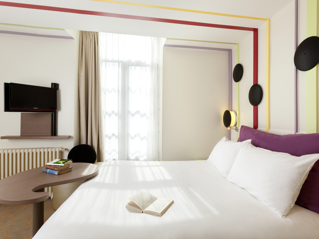 h tel bayonne ibis styles bayonne centre gare. Black Bedroom Furniture Sets. Home Design Ideas