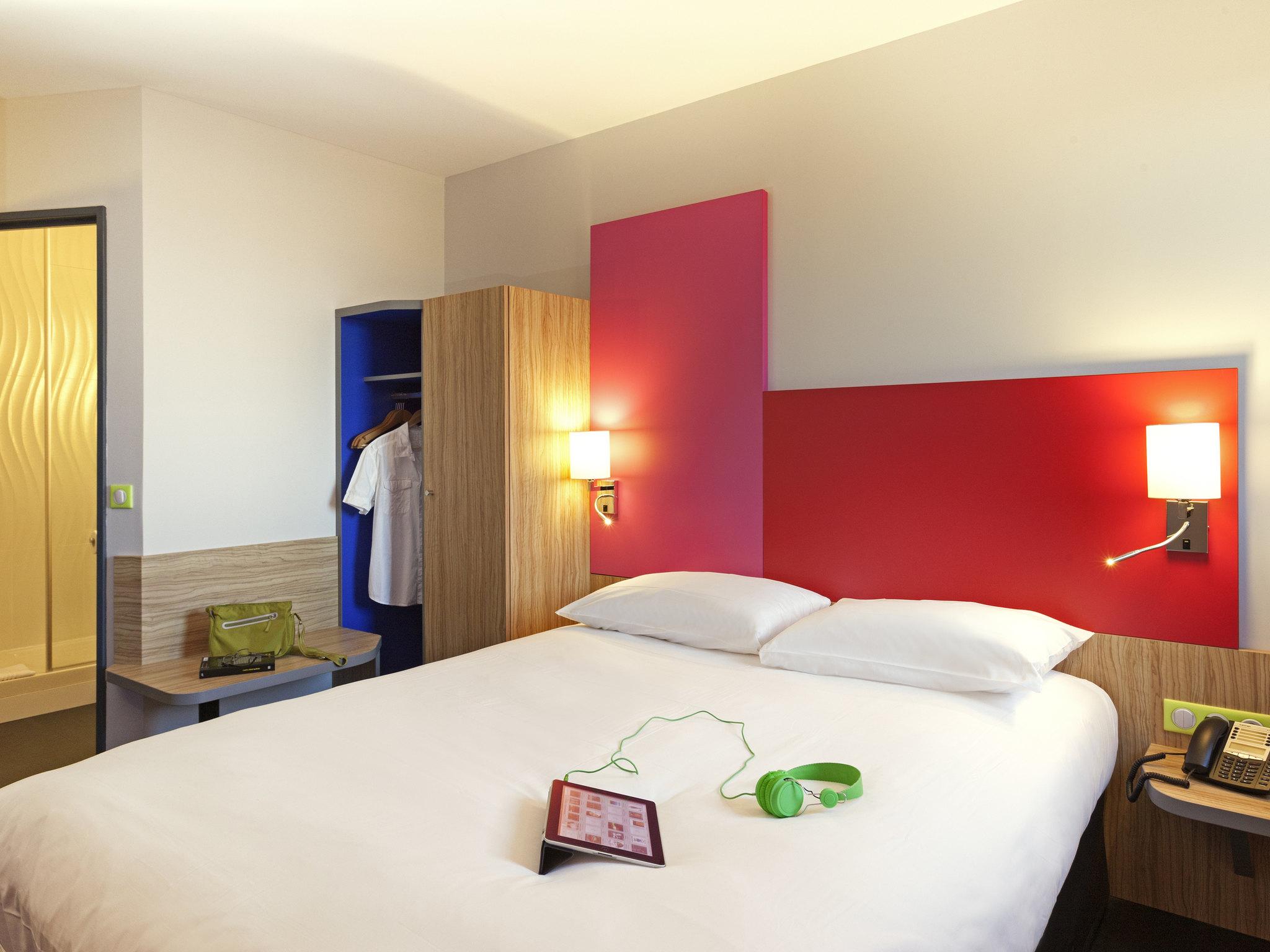 酒店 – 宜必思尚品罗马斯瓦朗斯 TGV 车站酒店