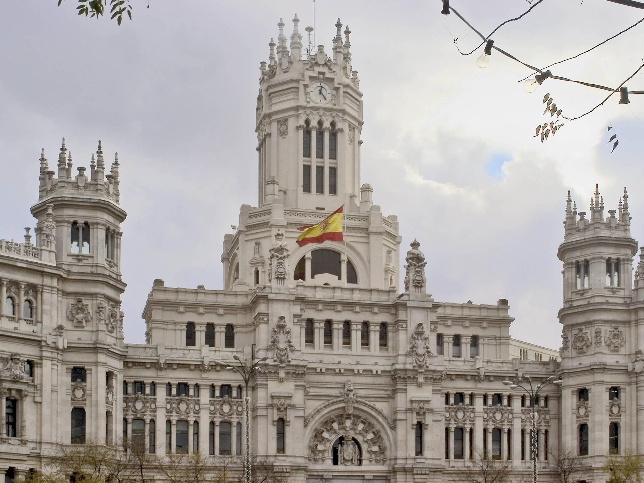 Ibis Budget Calle 30 Hotels In Madrid Accorhotelscom