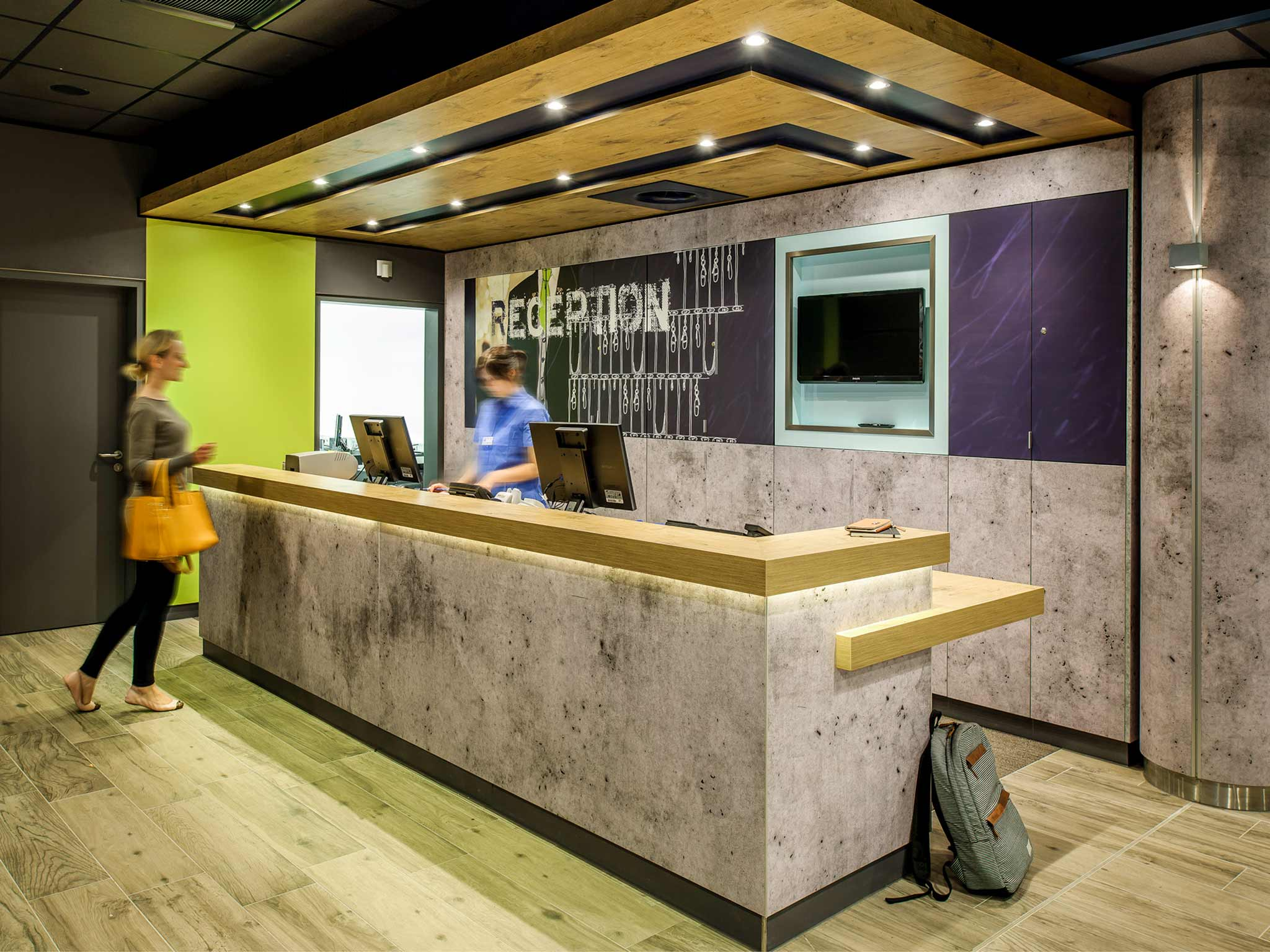 Hotell – ibis budget Madrid Calle 30
