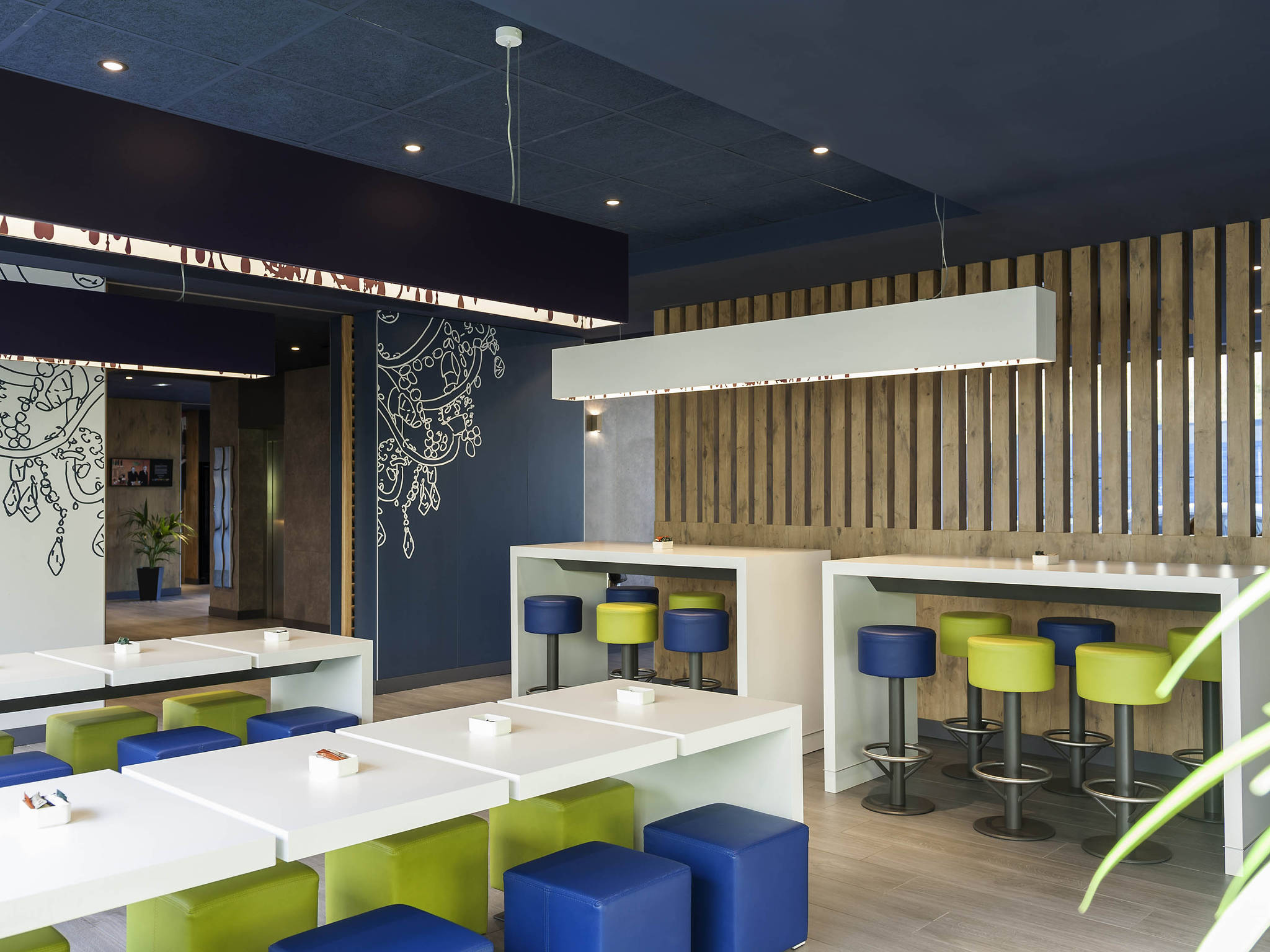 Hotel in MADRID  ibis budget Madrid Calle 30
