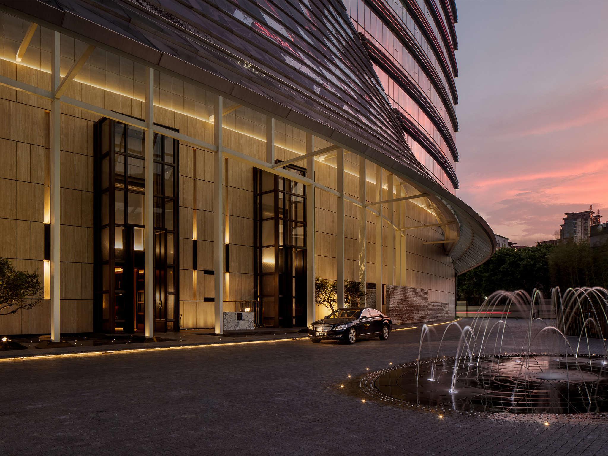 โรงแรม – Sofitel Foshan