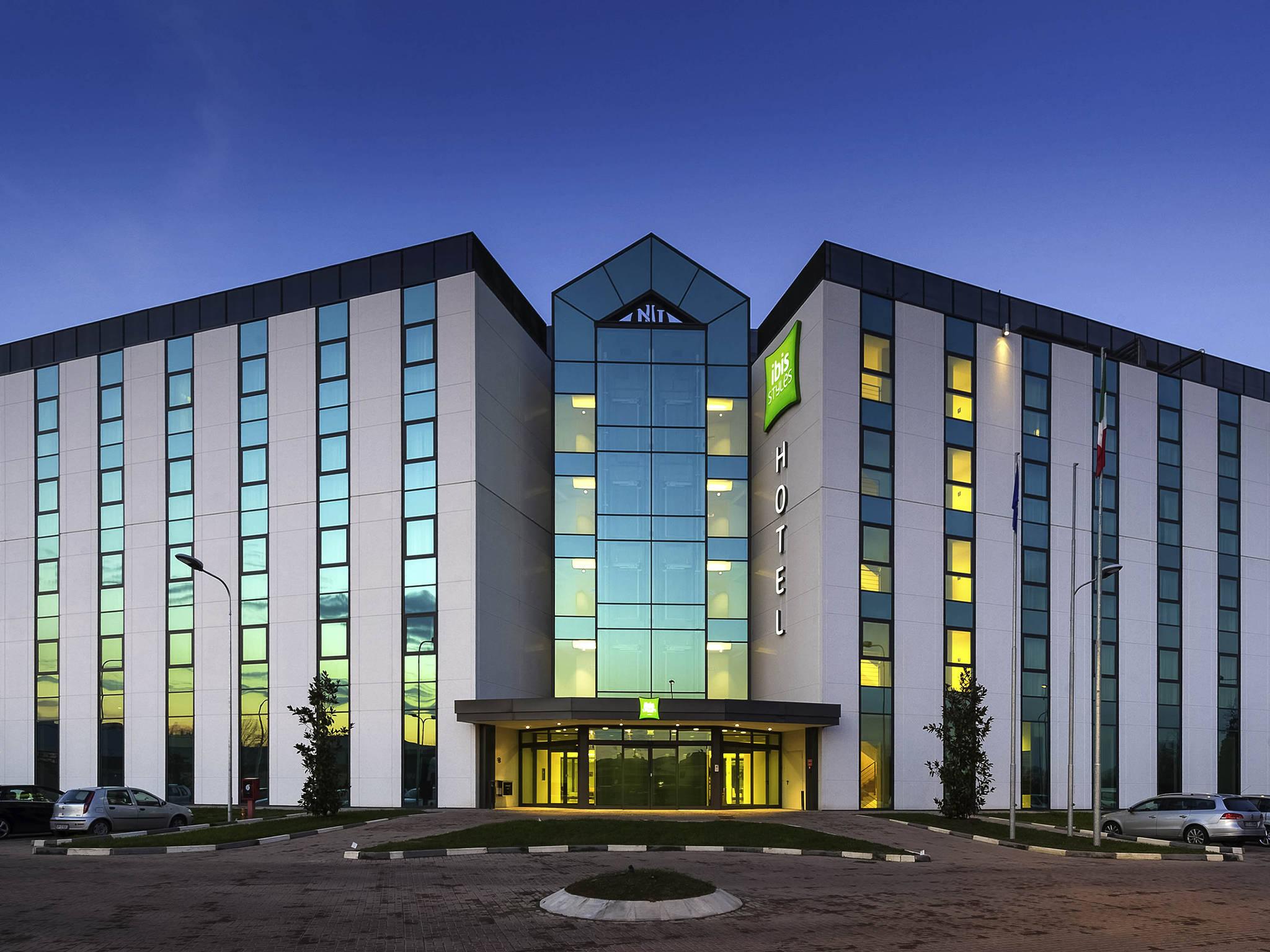 โรงแรม – ibis Styles Milano Melegnano
