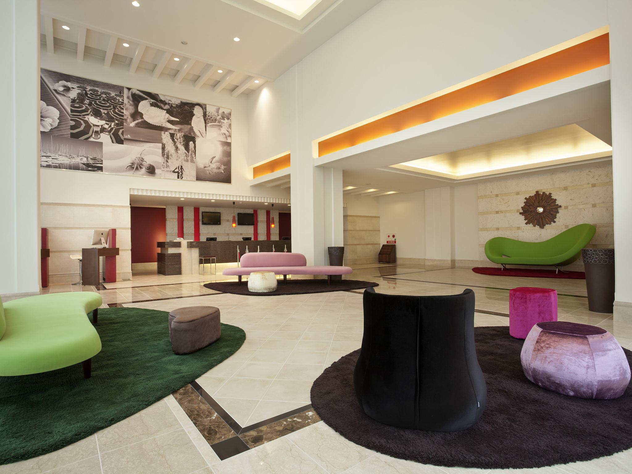 Отель — Mercure Okinawa Naha