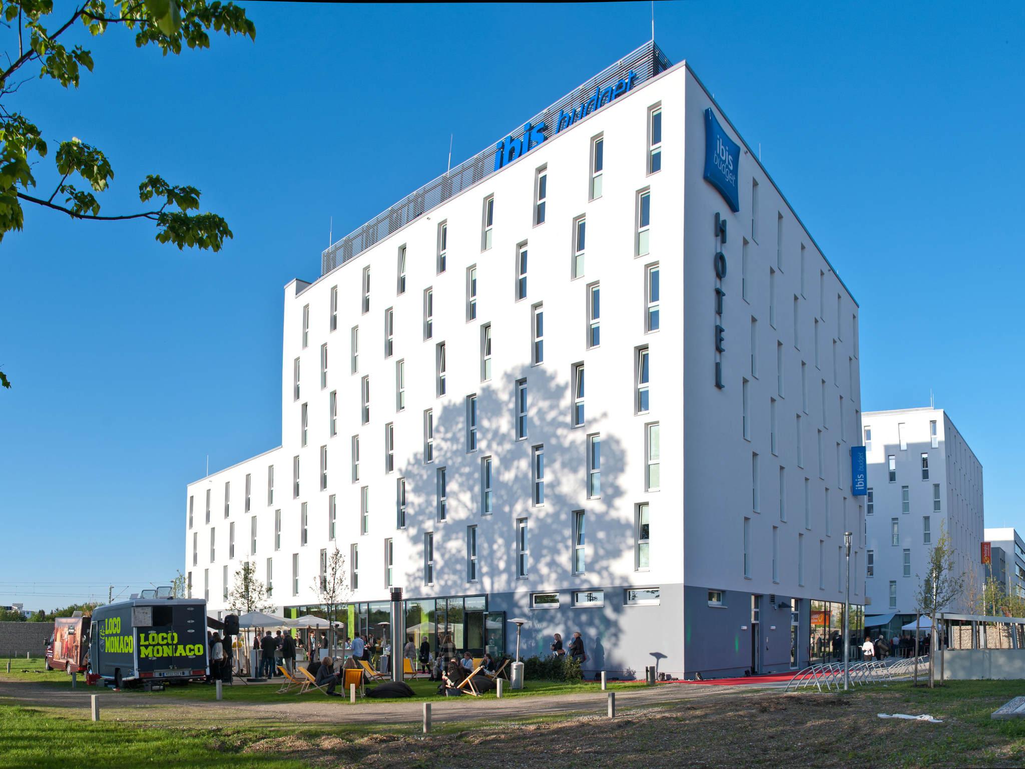 Отель — ibis budget Мюнхен Сити Олимпийский парк