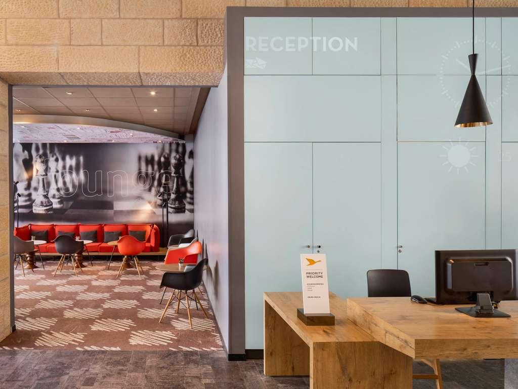 hotel pas cher jerusalem ibis jerusalem city center. Black Bedroom Furniture Sets. Home Design Ideas
