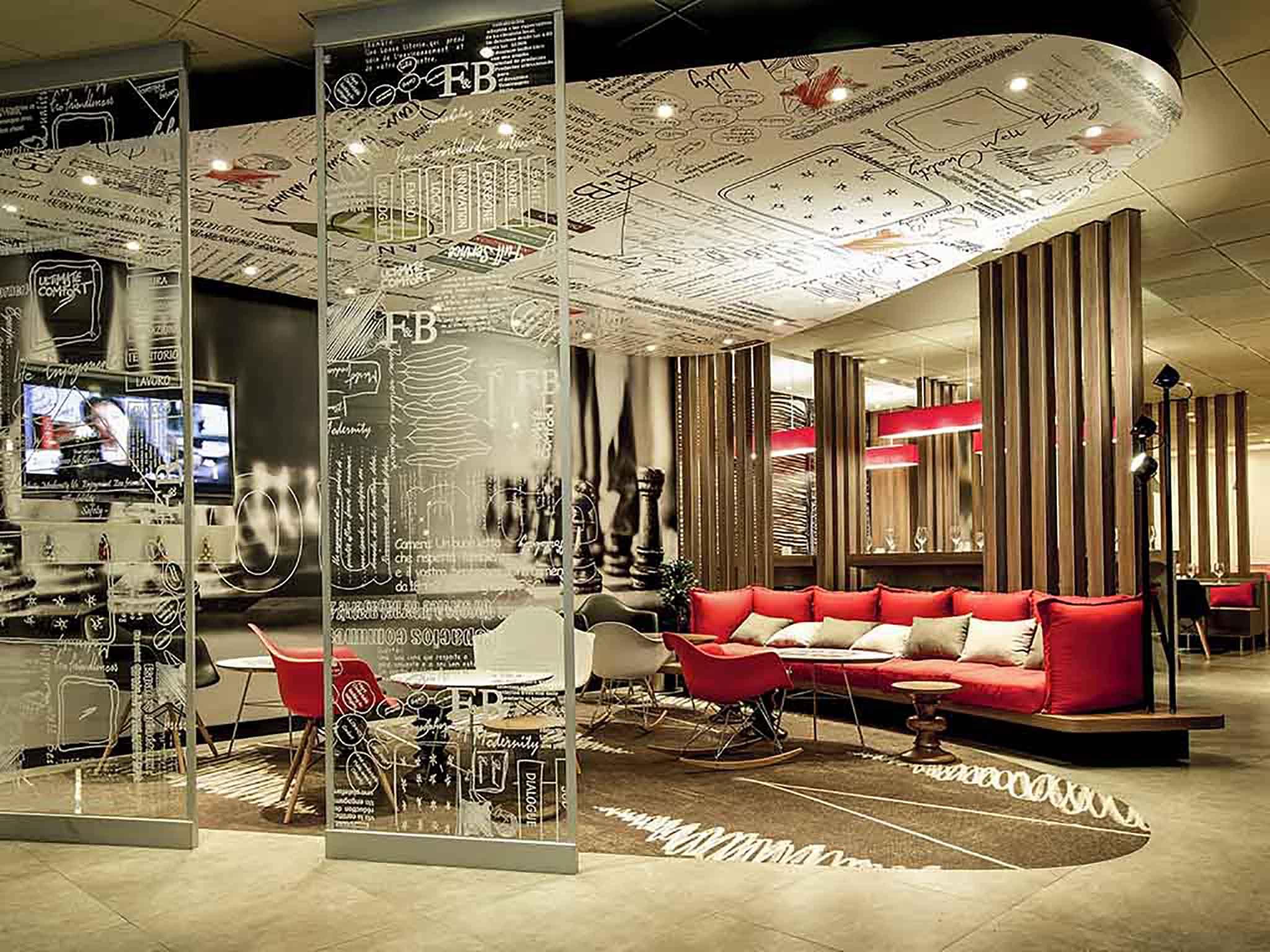Hotel – ibis Lima Reducto Miraflores