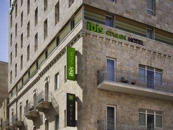 Hotel in Jerusalem - ibis Jerusalem City Center - AccorHotels
