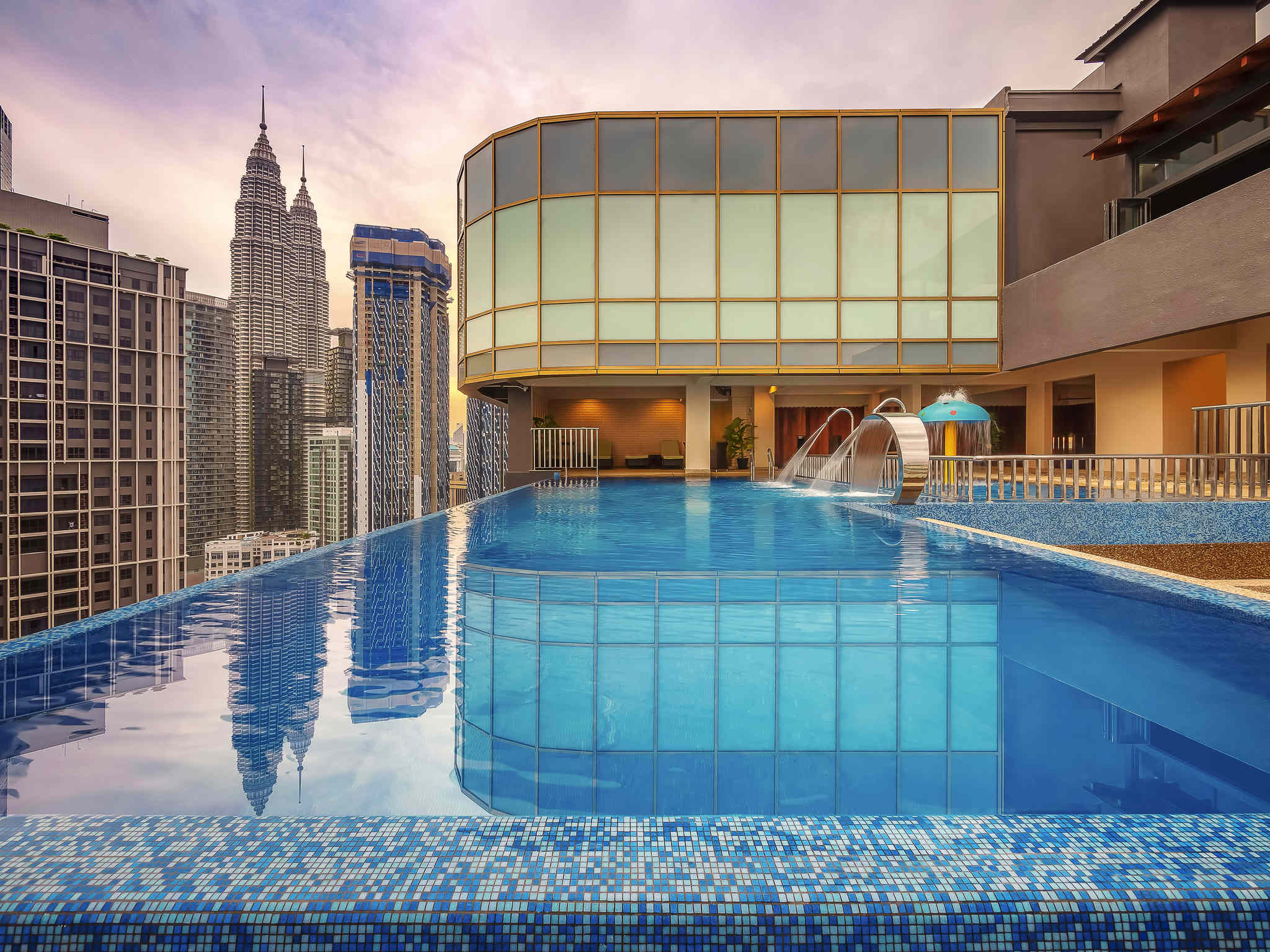 Hôtel - ibis Kuala Lumpur City Centre (ouverture en septembre 2018)