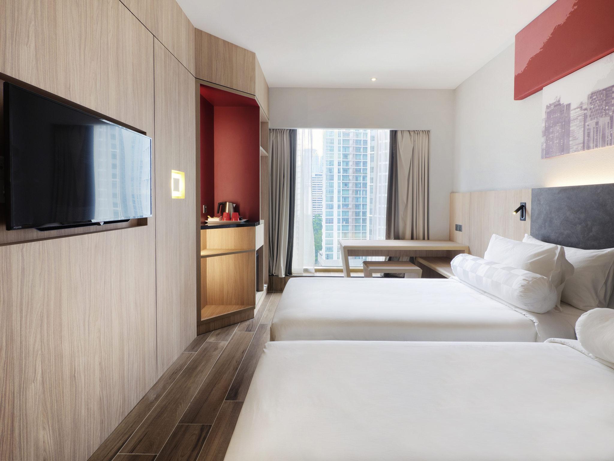 Hotel In Kuala Lumpur Ibis Kuala Lumpur City Centre