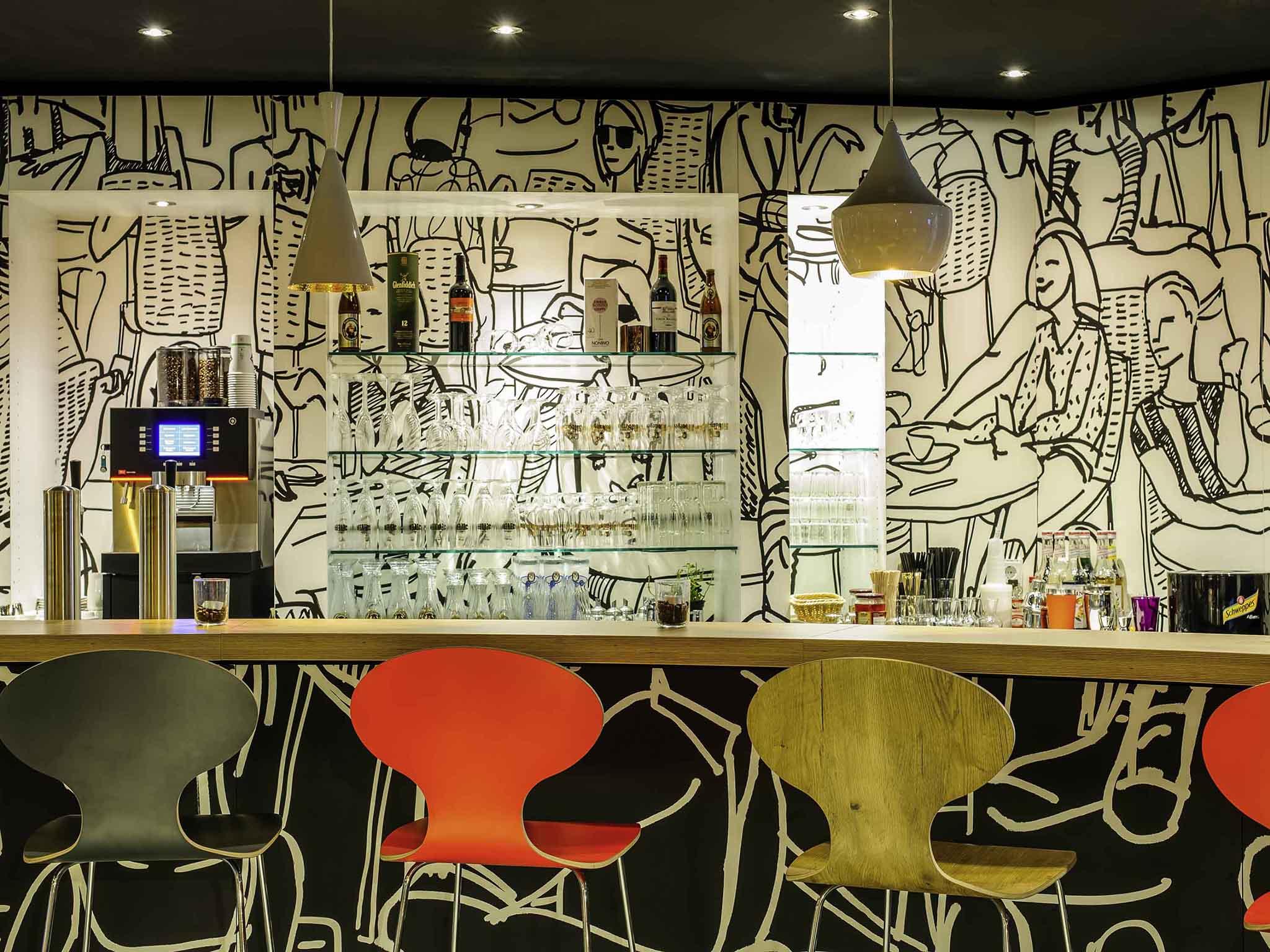 Hotel ibis Hamburg City. Book online now! (Opening November 2014)