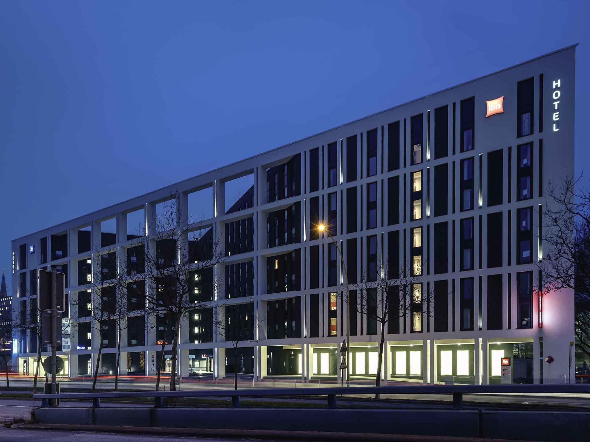 호텔 – ibis Hamburg City