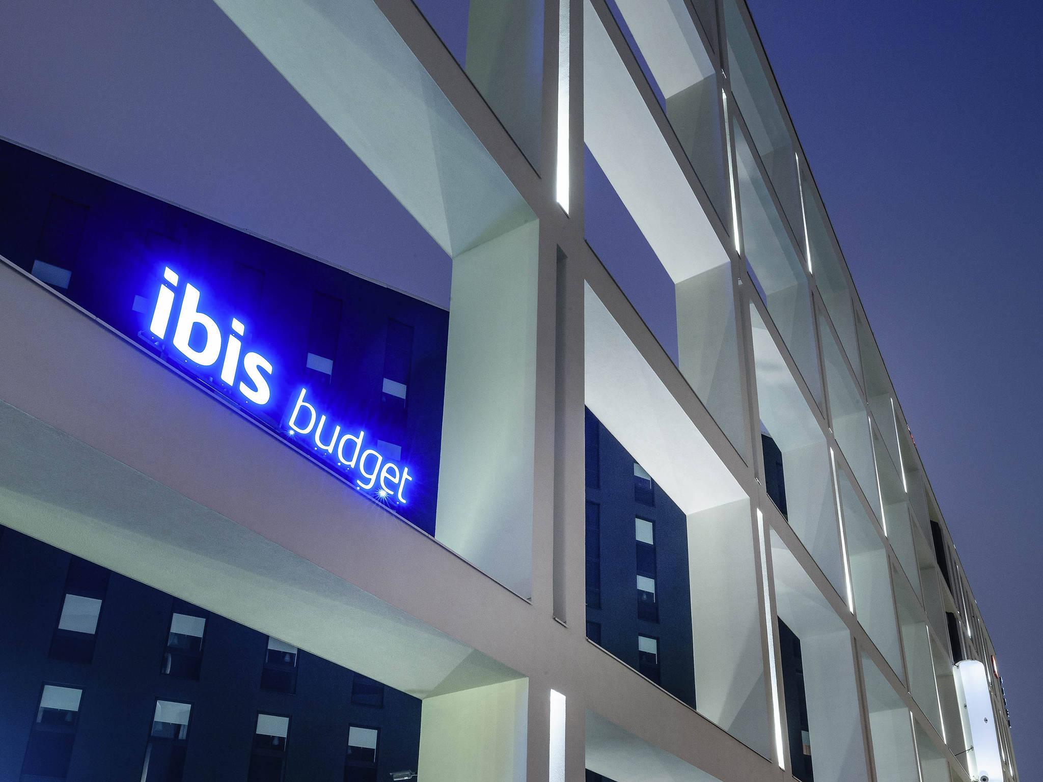 Hotell – ibis budget Hamburg City