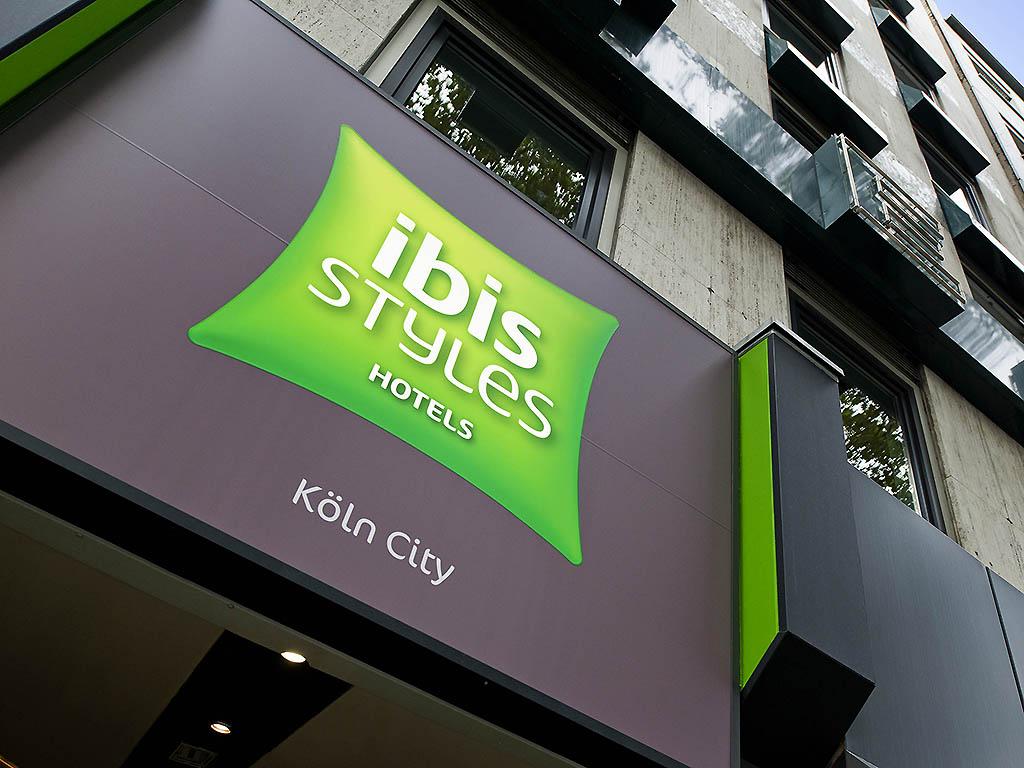 hotel in k ln ibis styles hotel k ln city online buchen. Black Bedroom Furniture Sets. Home Design Ideas