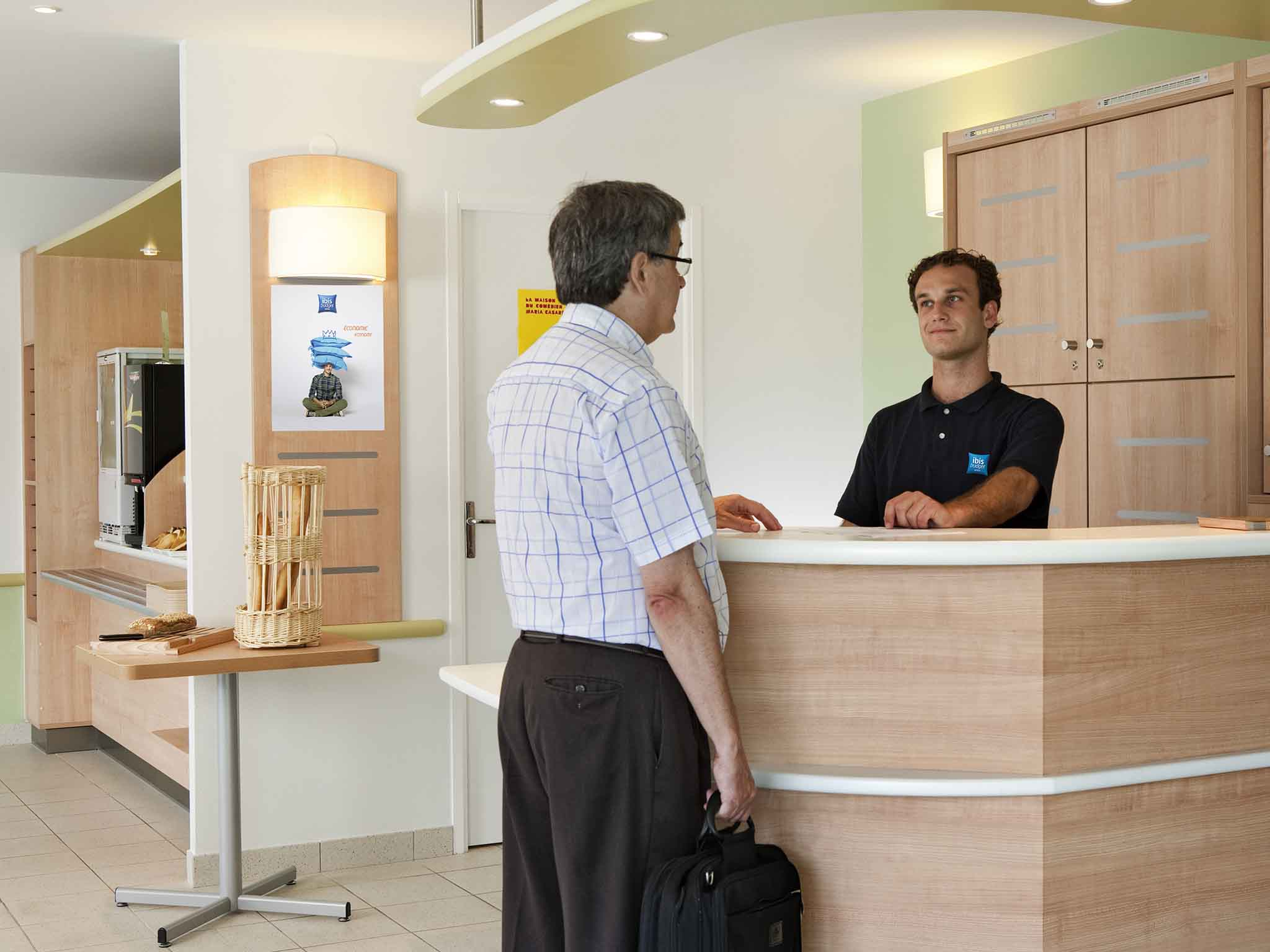 Hotel – ibis budget Saint-Dié-des-Vosges