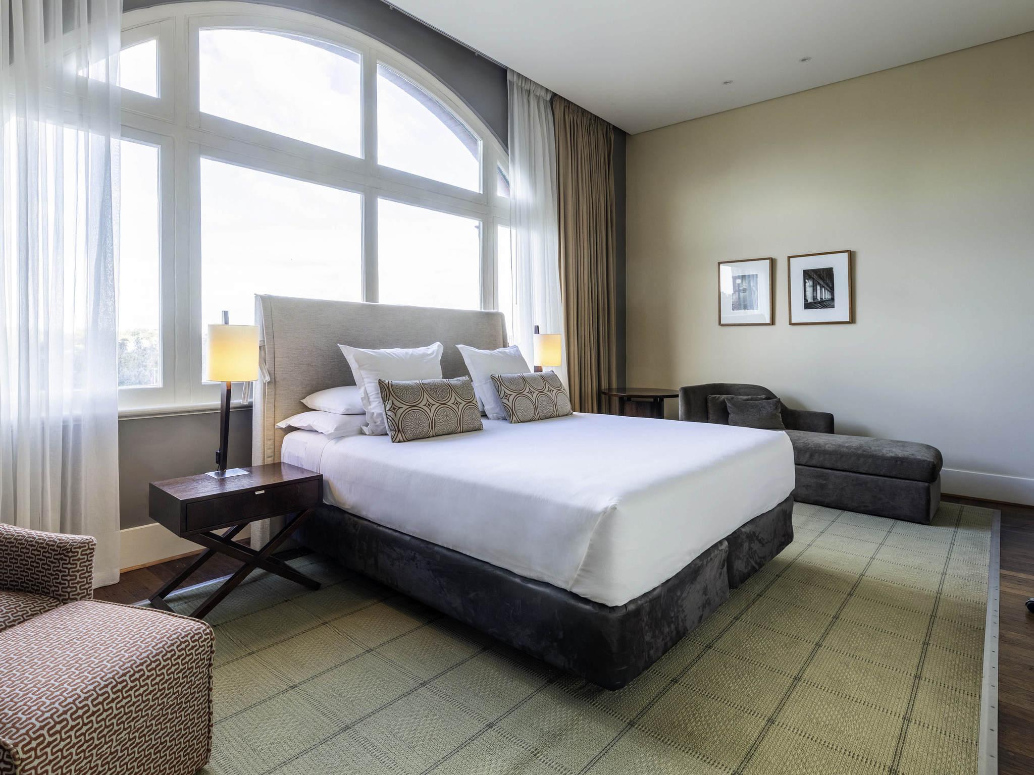 酒店 – 美憬阁索菲特墨尔本林多姆酒店