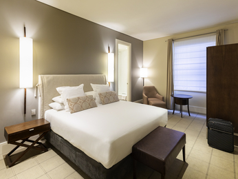 Rooms - Hotel Lindrum Melbourne MGallery by Sofitel