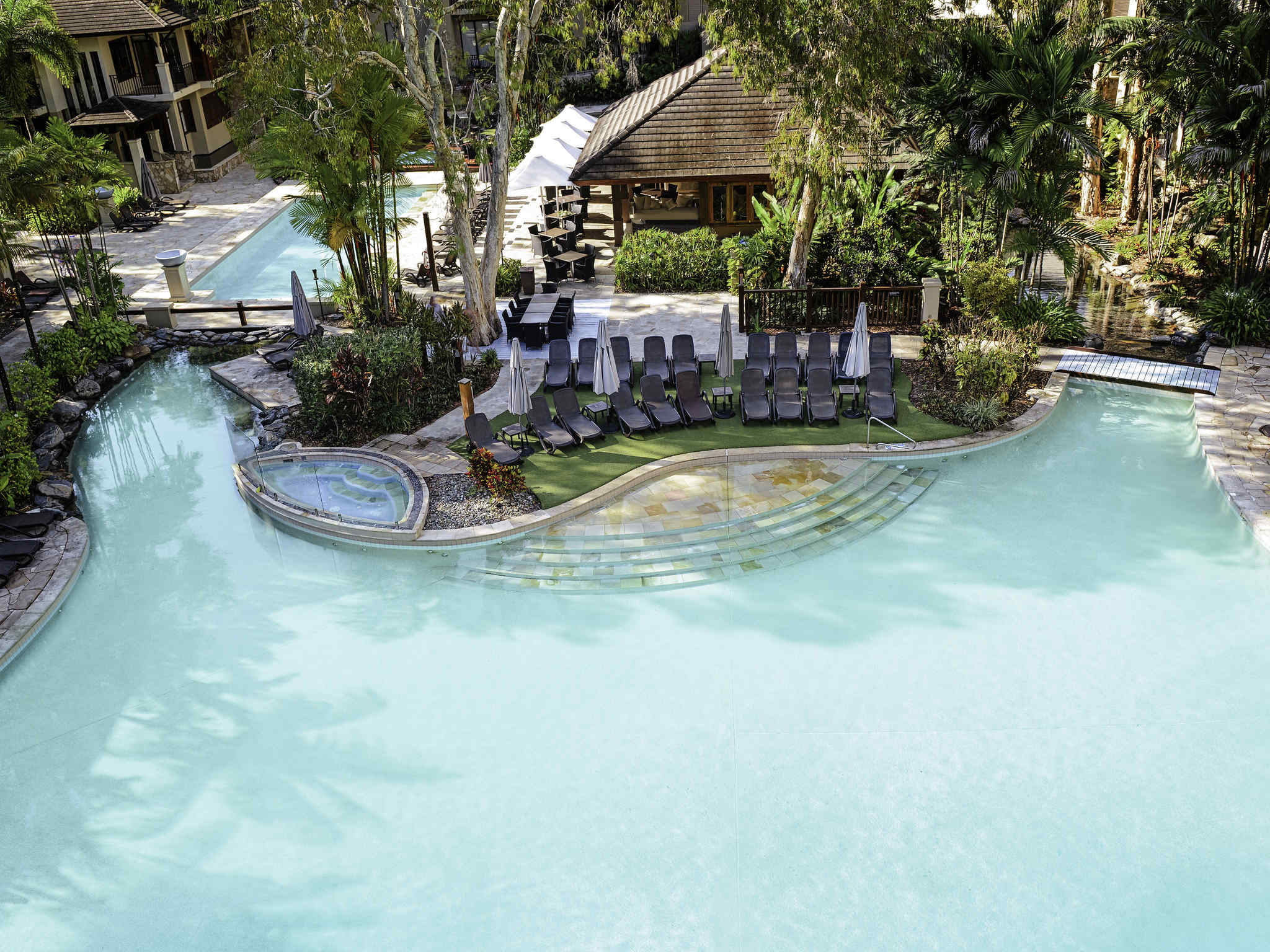 호텔 – Pullman Palm Cove Sea Temple Resort & Spa
