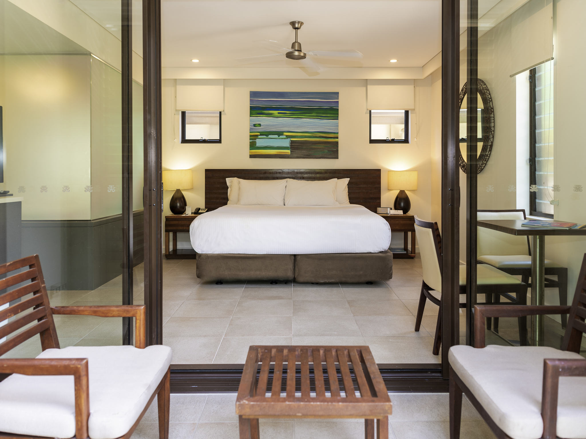 H´tel  PORT DOUGLAS Pullman Port Douglas Sea Temple Resort and Spa