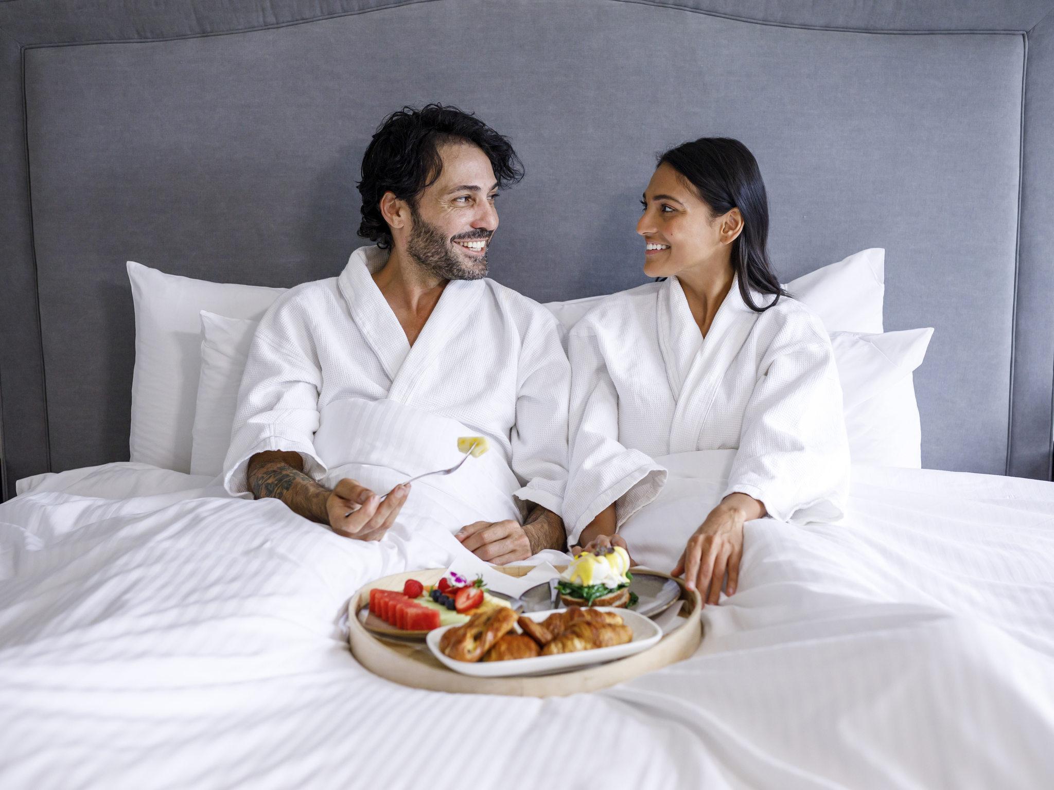 Hotel – Pullman Sydney Hyde Park