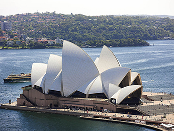 Destinasi - Quay West Suites Sydney