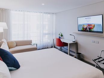 Zimmer - Novotel Newcastle Beach