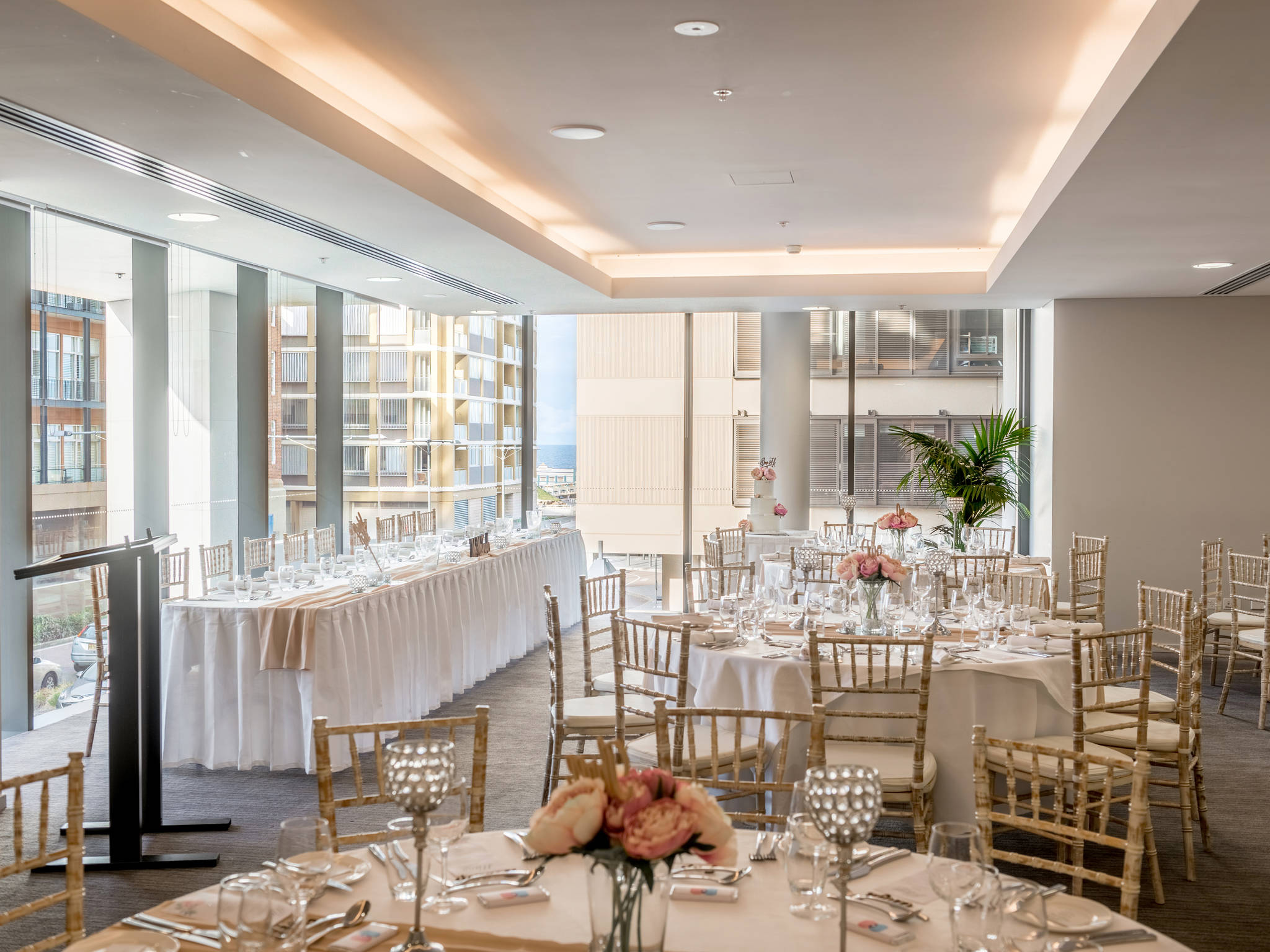Novotel newcastle wedding