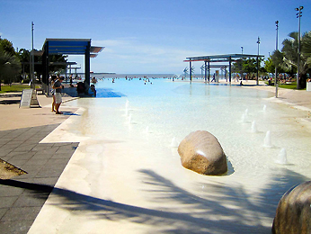 Bestemming - Pullman Cairns International