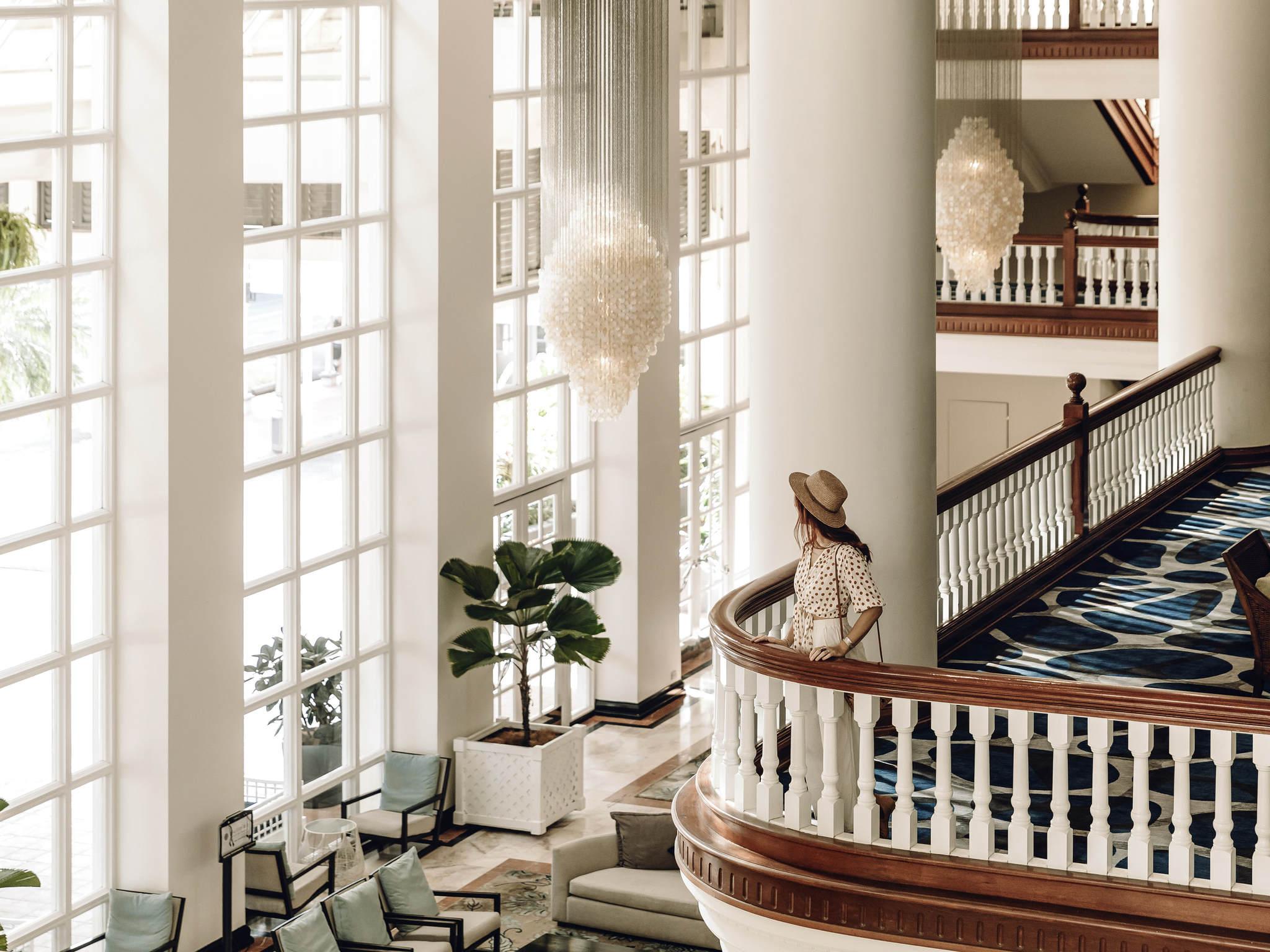 โรงแรม – Pullman Cairns International