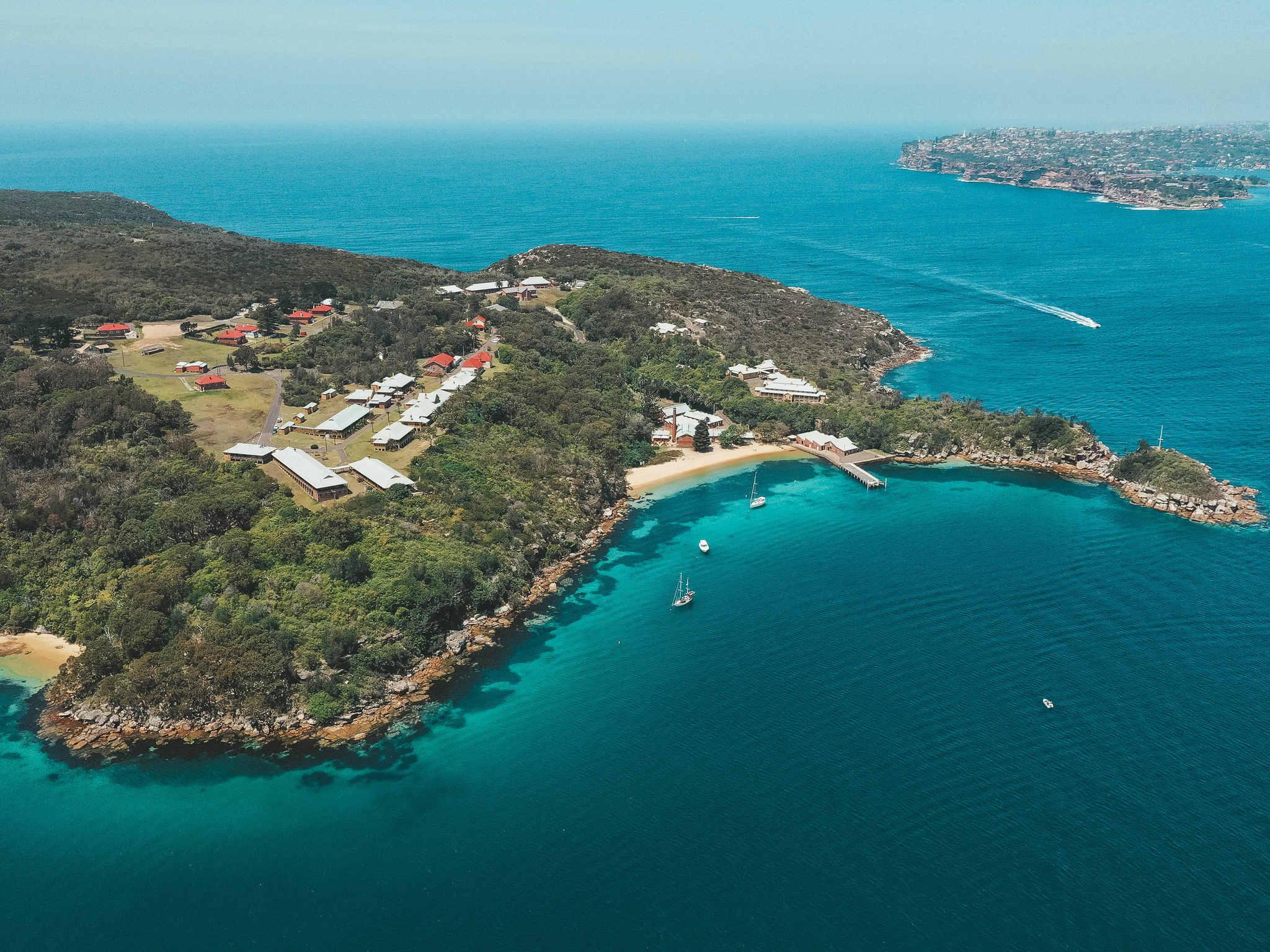 酒店 – 悉尼海港国家公园检疫站酒店