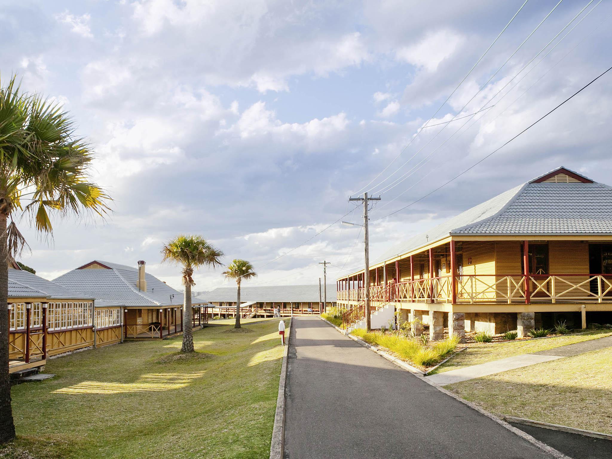 ... Hotel - Q Station Sydney Harbour National Park ...