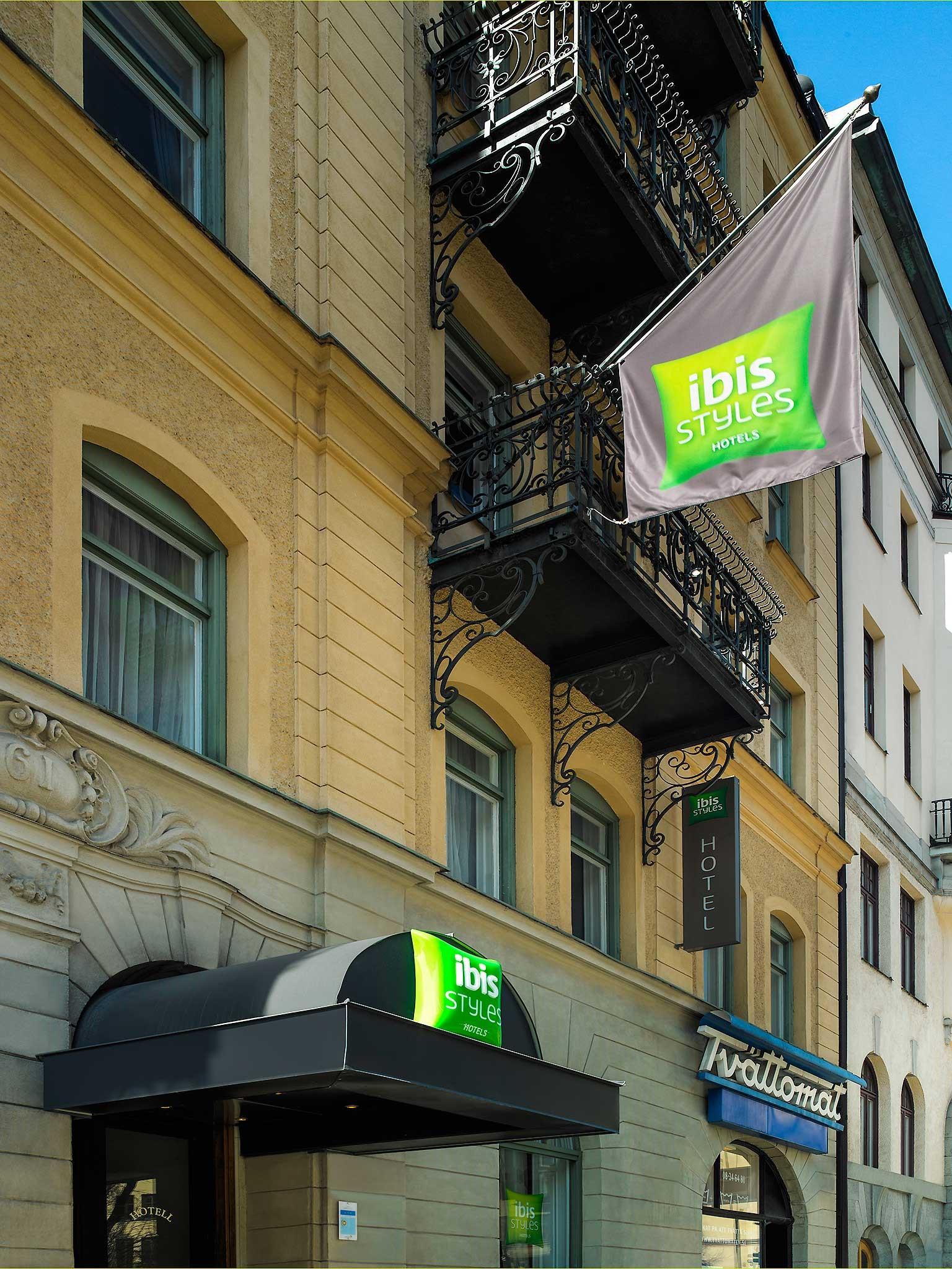 Ibis hotel stockholm
