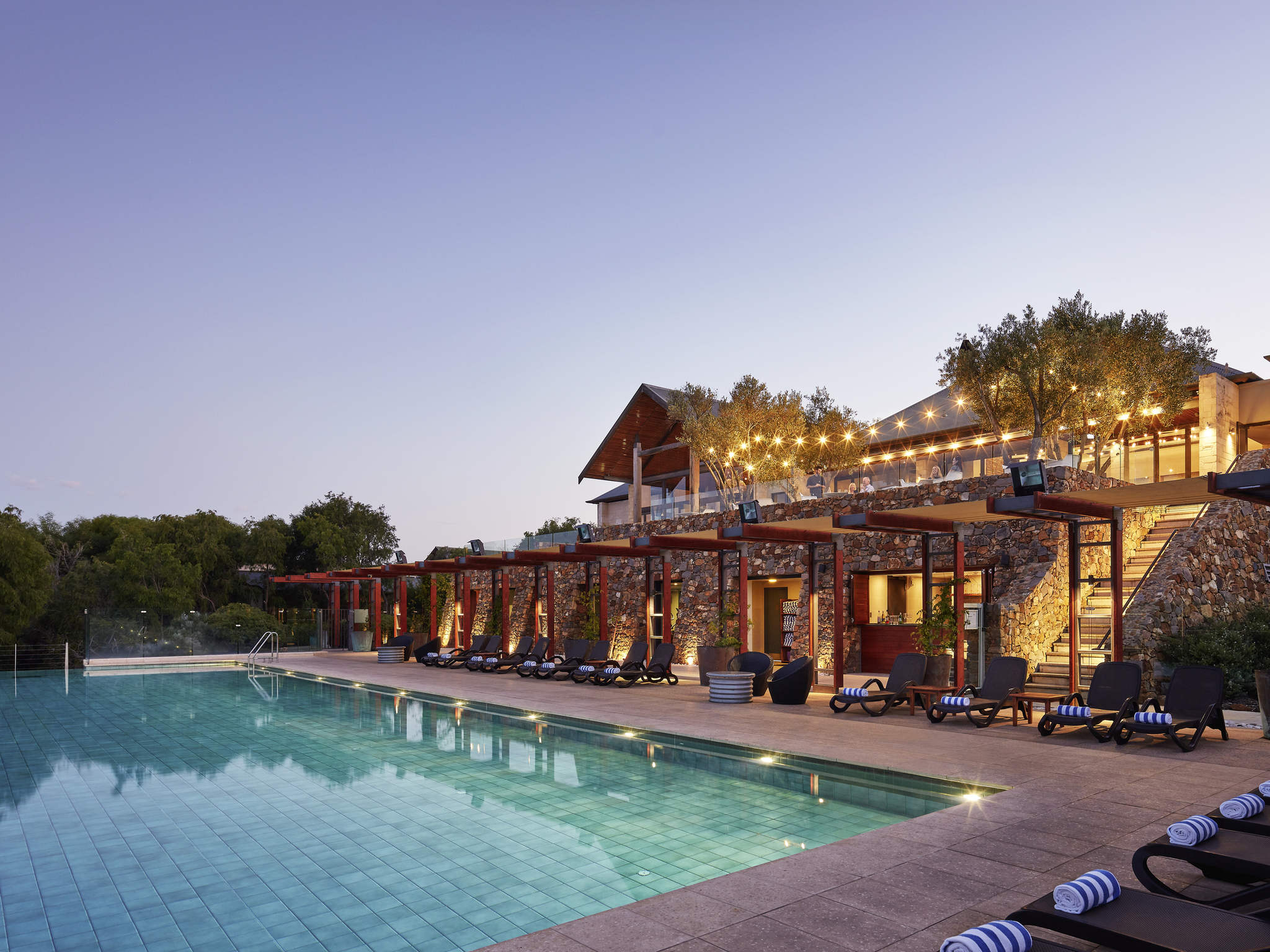 호텔 – Pullman Bunker Bay Resort Margaret River Region