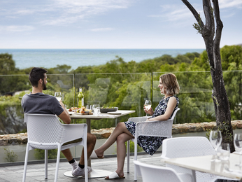 مطعم - Pullman Bunker Bay Resort Margaret River Region
