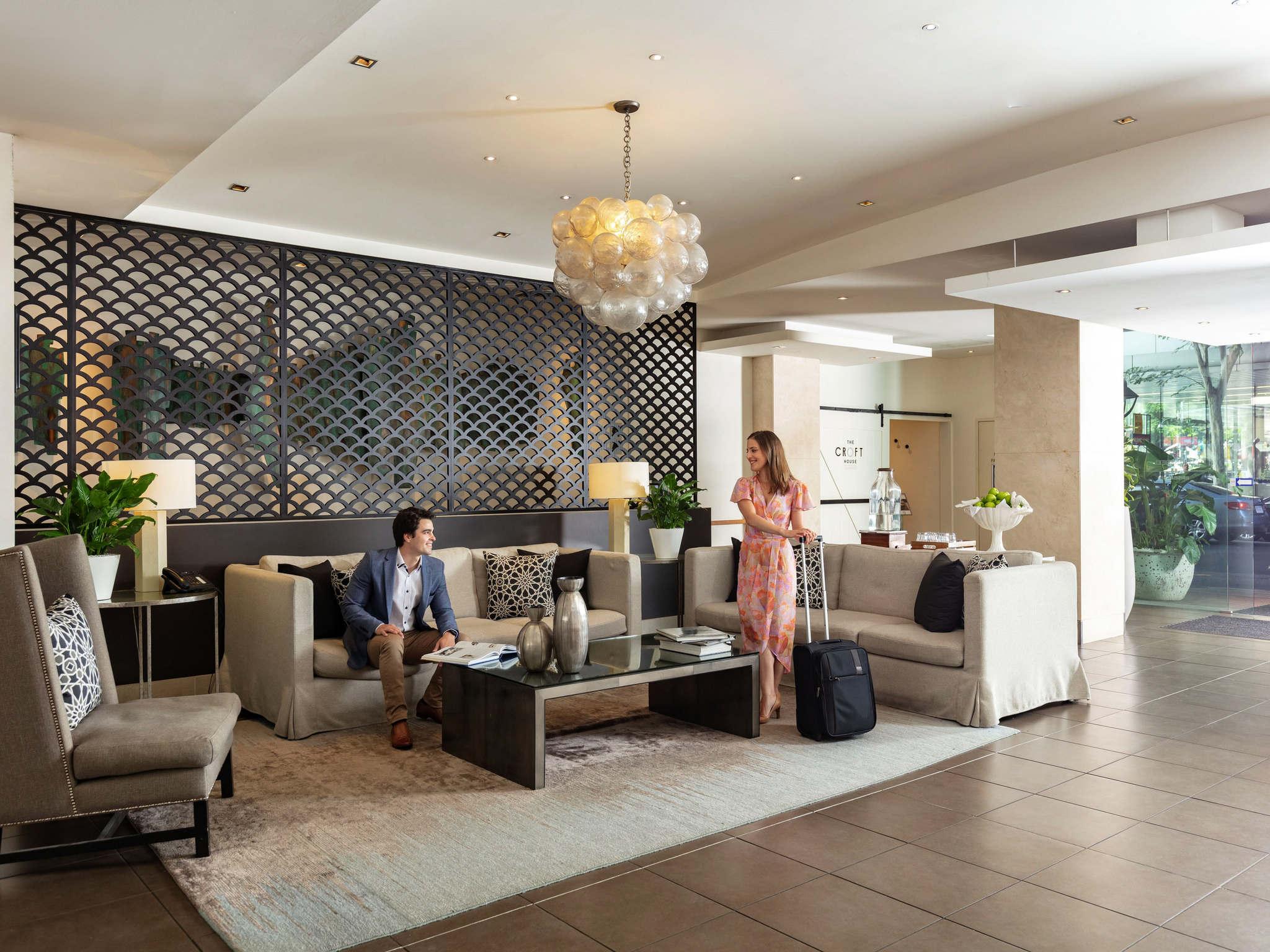 โรงแรม – The Sebel Brisbane