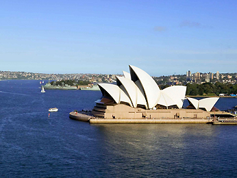 Destinasi - Pullman Quay Grand Sydney Harbour