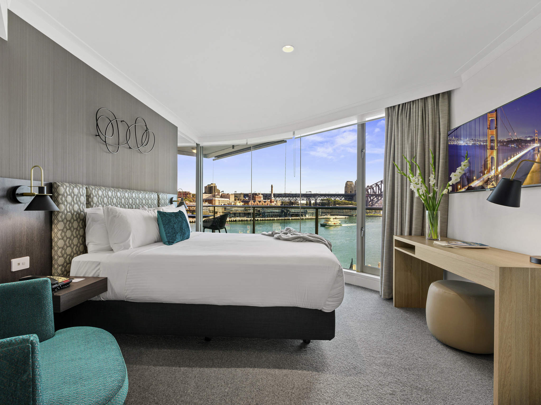 Pullman Quay Grand Sydney Harbour Accorhotels