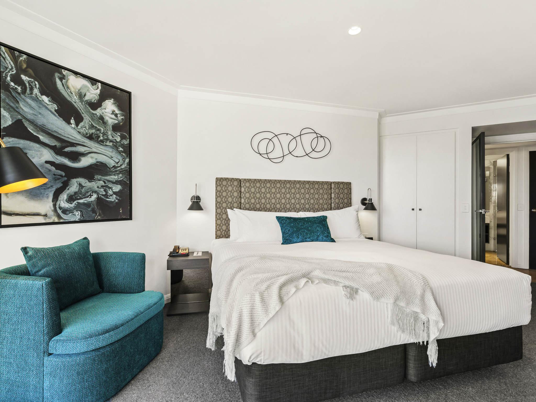 ... Zimmer   Pullman Quay Grand Sydney Harbour ...