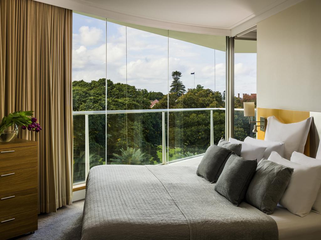 Suite Mit 1 Schlafzimmer, Gartenblick
