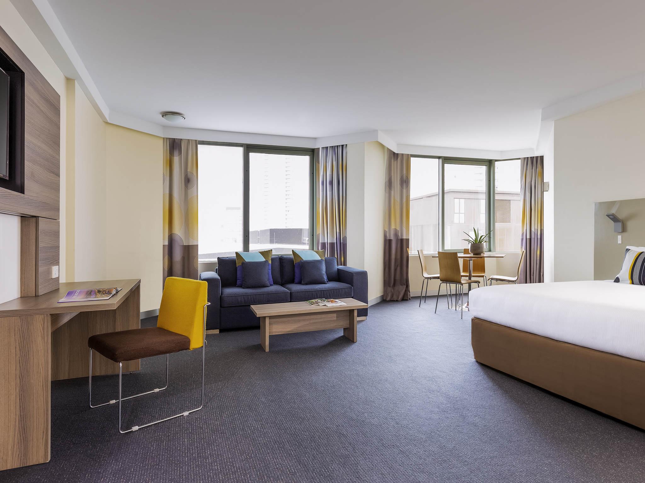 โรงแรม – โนโวเทล ซิดนีย์ เซ็นทรัล