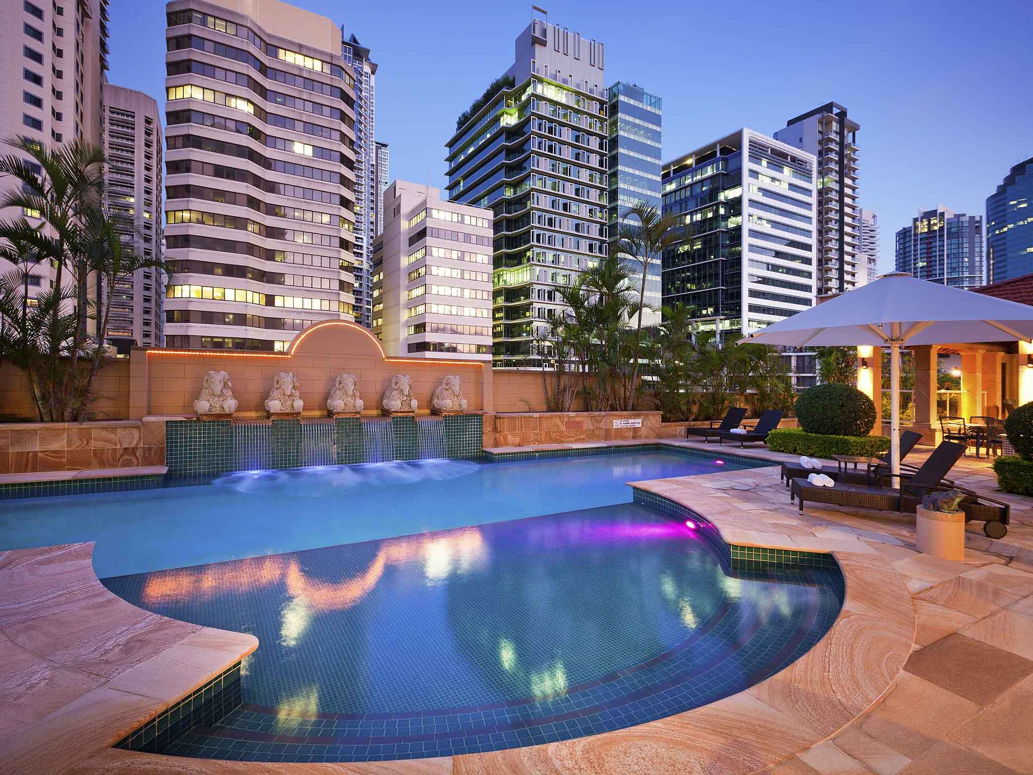 โรงแรม – The Sebel Quay West Brisbane
